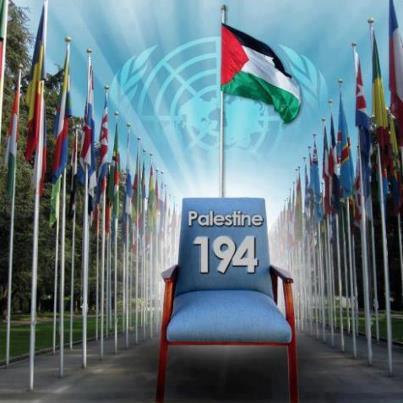 Atualidades: ONU aceita Palestina como Estado observador (2/4)