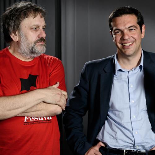 Zizek Tsipras